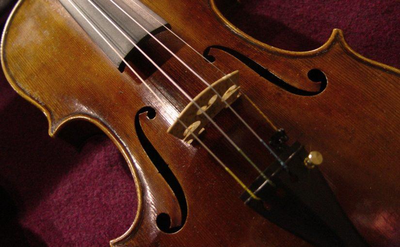 Jak zbudowane są skrzypce?